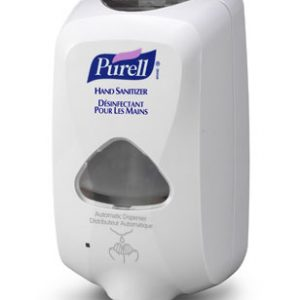 TFX distributeur Purell sans contact
