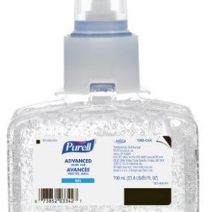 LTX-7 Purell Avancée en gel 70%