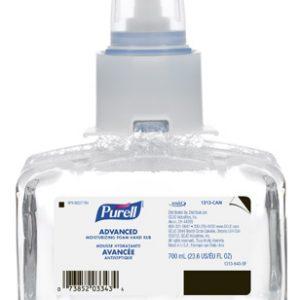 LTX-7 Purell Mousse hydratante Avancée antiseptique 70%