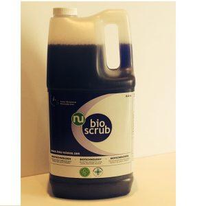 Nu-BioScrub désincrustant de résidus de savon-tartre