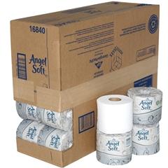 Papier Hygiénique en rouleaux Standards, 2 épaisseurs, 450 feuilles Angel Soft Georgia-Pacific