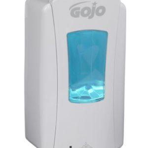 LTX-12 Distributeur sans contact de savon à mains Gojo Blanc-Blanc