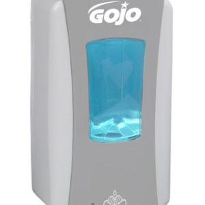 LTX-12 Distributeur sans contact de savon à mains Gojo Gris-Blanc