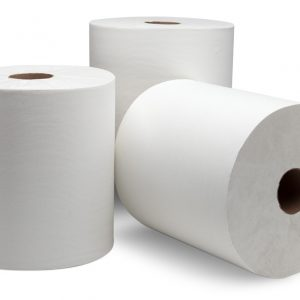 71040 DublNature® Blanc essuie-mains en rouleaux Jumbo