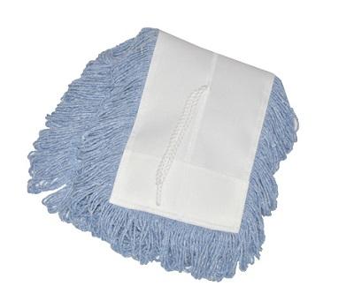 Rechange de vadrouille sèche Bleu synthétique