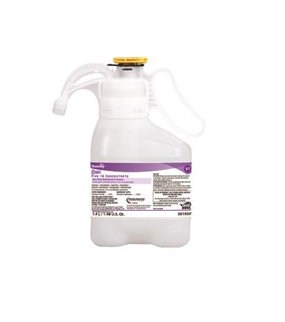 Oxivir Cinq 16 concentré nettoyant désinfectant neutre formulé avec peroxyde d'hydrogène