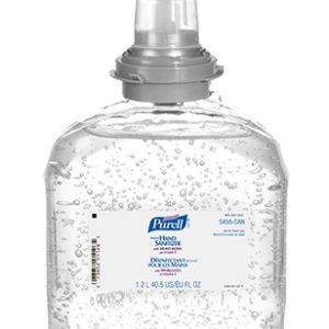 TFX Purell gel 62% hydratante antiseptique # 5456-04