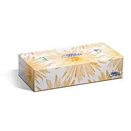Papiers-mouchoirs à 2 épaisseurs White Swan# 08300