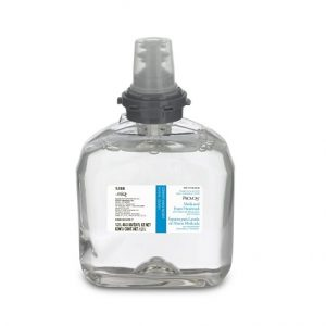 TFX Savon à main Gojo en mousse Antimicrobien avec triclosan # 5388-02