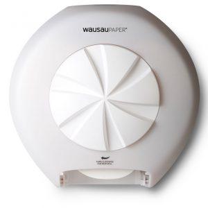 80360 Revolution® Distributrice à 3 rouleaux de papier hygiénique Blanc