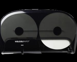 80400 DublServ® HC Distributrice de papier hygiénique Haute Capacité fumé Noir
