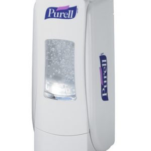 ADX-7 Distributeur Manuel Purell Blanc-Blanc