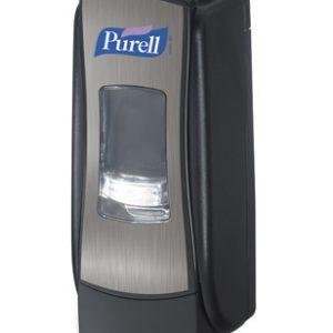 ADX-7 Distributeur Manuel Purell Chrome Brossé-Noir