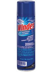 Windex Powerized Nettoyant moussant pour vitres Avec Ammonia-D® 90129
