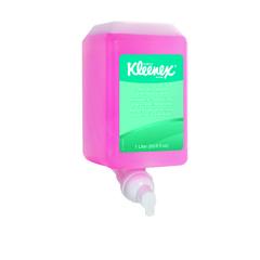 Kleenex® Nettoyant en mousse pour la peau avec agents hydratants CODE 91552