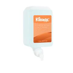 KLEENEX® Nettoyant antibactérien en mousse pour la peau CODE 91554