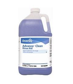 Diversey AdvanceTM/MC Clean Aide au rinçage