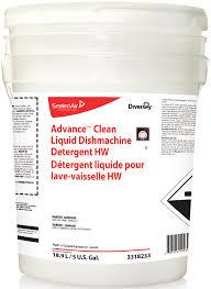 Diversey Advance TM/MC Clean détergent liquide pour lave-vaisselle