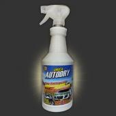 Nettoyant-Cire pour véhicule sans eau AutoDry Unica