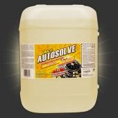 Shampoing à moteur et nettoyant pour pièces AutoSolve Unica