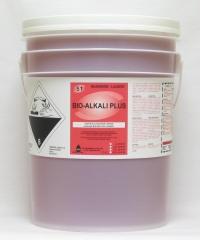 Détergent à lessive Bio-Alkali Plus B.O.D.