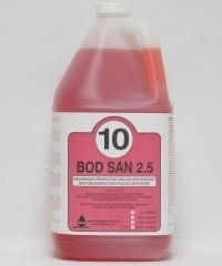 BOD San 2.5 assainisseur-désinfectant concentré