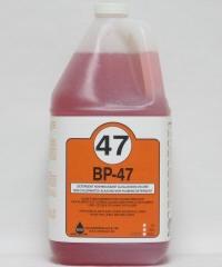 Détergent alcalin non-chloré BP-47 B.O.D.