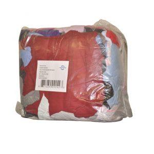 Guenilles/Chiffons de coton assorties en sac