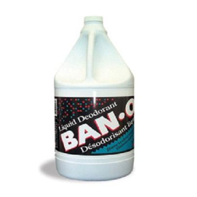 Ban-O désodorisant liquide