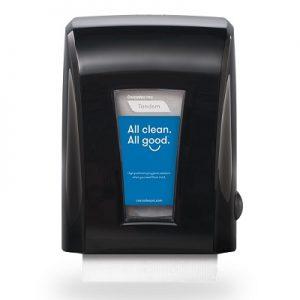 C223 Cascades PRO Tandem Distributrice de papier essuie-mains sans contact