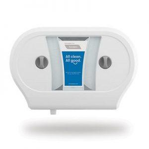 C244 Cascades PRO Tandem distributrice de papier hygiénique double