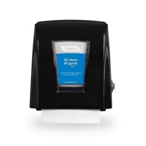 C331 Cascades PRO Tandem distributrice compacte sans contact de papier essuie-mains