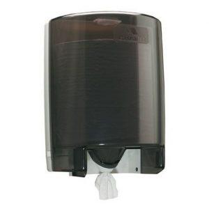 DH09 Cascades PRO Distributrice universelle de papier essuie-mains à dévidoir central.