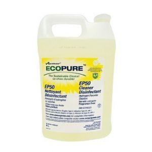 EP50 Nettoyant désinfectant Peroxyde d'hydrogène recommandé pour appareil de désinfection à jouets