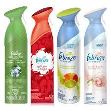 Febreze éliminateur d'odeur en aérosol