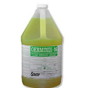 Germinix-16 Détergent dégraissant-désinfectant-désodorisant