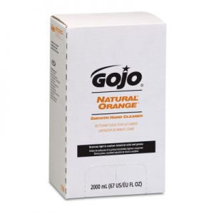 GOJO Natural Orange nettoyant doux pour les mains # 7250-04