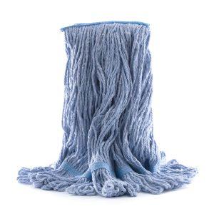 Vadrouille humide Bleu à bandes étroites à laver JaniLoop Atlas Graham