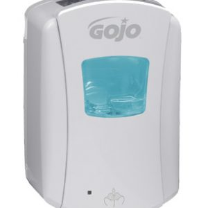 LTX-7 Distributeur sans contact de savon à mains Gojo Blanc-Blanc