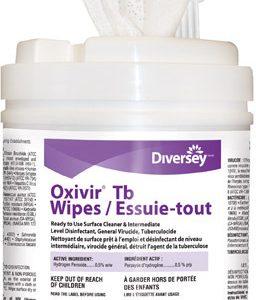 Oxivir TB lingettes désinfectantes