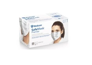 Masque de protection bleu SafeMask Premier