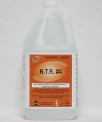 Détachant de rouille NTR #4 liquide, B.O.D.