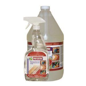 PRO-EXTRA Nettoyant et pré-détachant à tapis par extraction.