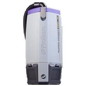 ProTeam aspirateur dorsale Super Coach Pro 10
