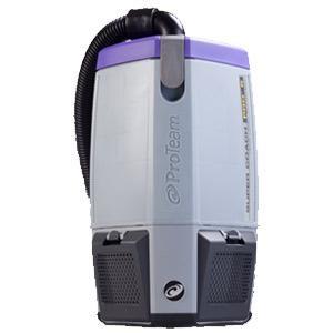 ProTeam aspirateur dorsale Super Coach Pro 6