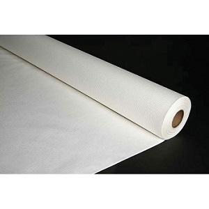 Nappe en rouleau papier pour banquet 1 Pli blanche