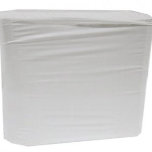 Serviettes de Table blanche JUNIOR