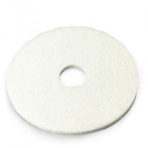 Tampon à polir blanc 4100 de 3M