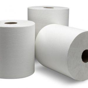 74540 DublNature® Blanc essuie-mains en rouleaux Jumbo
