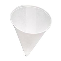 Gobelets verres Coniques 4oz